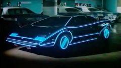 La Lamborghini Countach Evoluzione di Automan