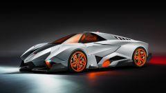 La Lamborghini Egoista, concept presentata nel 2013 e firmata Walter de Silva.