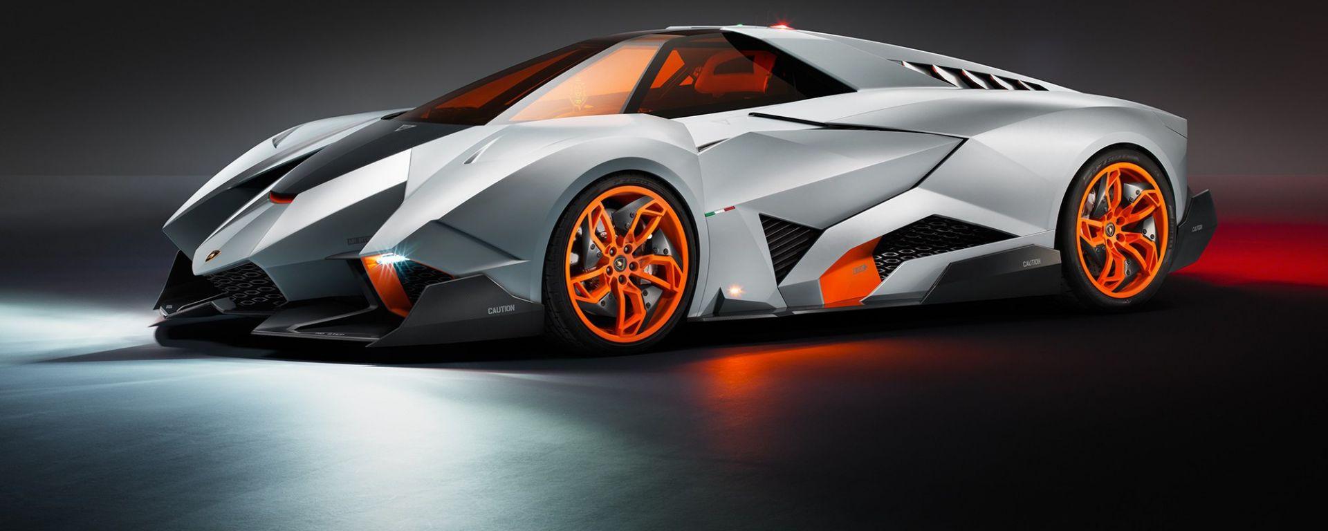 Lamborghini al lavoro su una supercar elettrica?