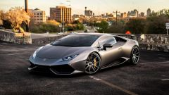 La Lamborghini Huracan di European Auto Group apparteneva allo Youtuber Peter Saddington
