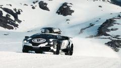 La Lamborghini Murcielago e il ghiacciaio - Immagine: 1