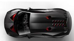La Lamborghini Sesto Elemento in dettaglio - Immagine: 7