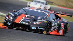 La Lamborghini sul Circuito di Imola - Campionato Italiano Gt Italia 2017