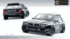La Lancia Delta e-Integrale by GC Kompetition
