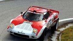 La Lancia Stratos Rally originale