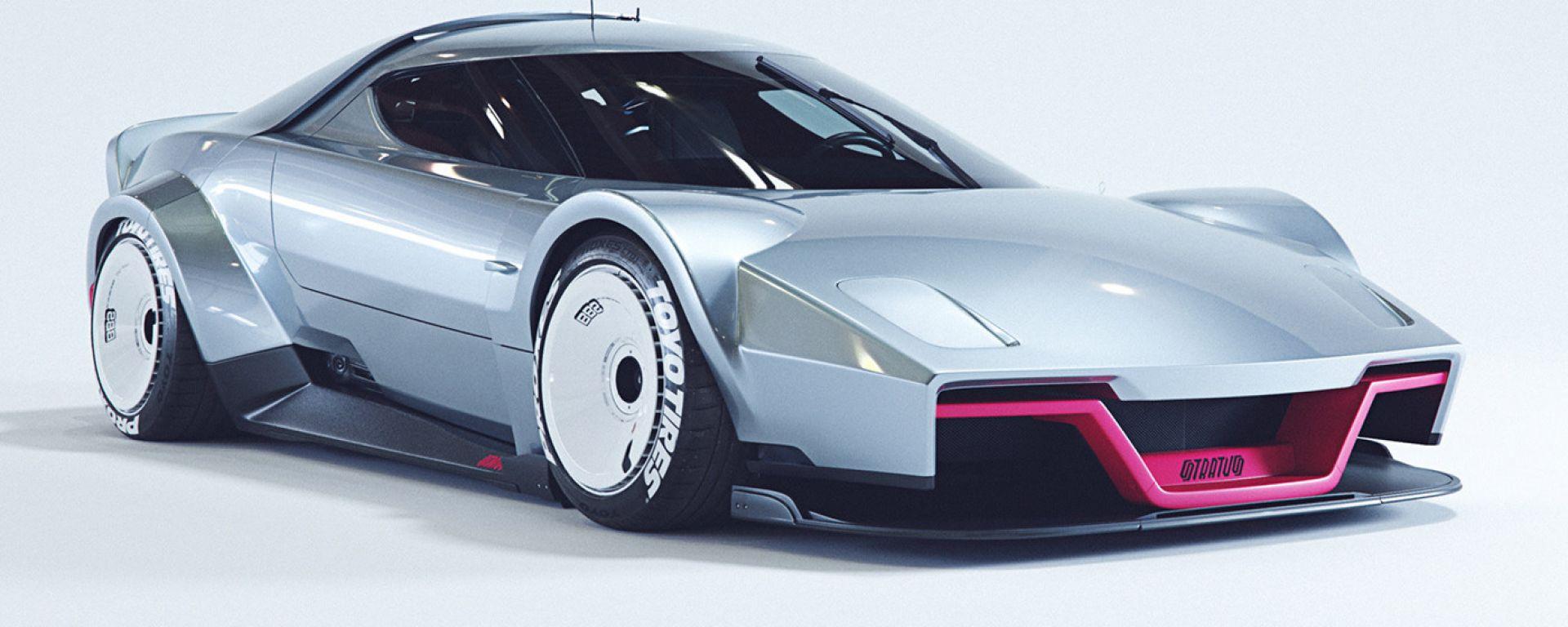 La Lancia Stratus 2025 di Carlos Pecino Albornoz