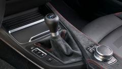 La leva del cambio della BMW M2 CS 2020