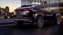 La Lexus UX andrà in produzione