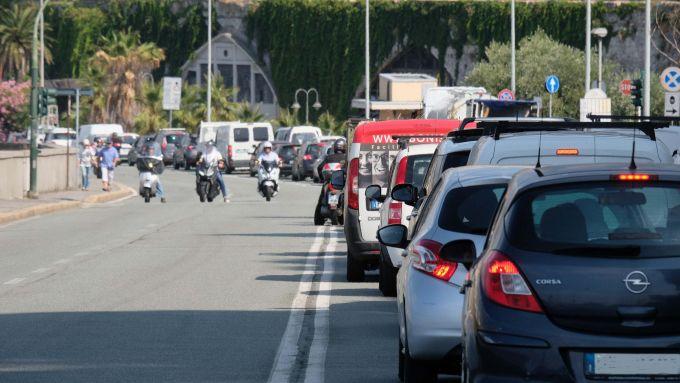 La Liguria e il traffico, un caso nazionale