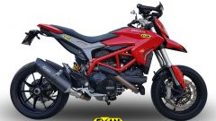 La Lombarda Exan ha presentato una linea di scarichi specifica per la Ducati Hypermotard 939