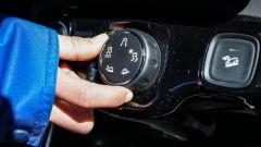 La manopola del Grip Control della Citroen C3 Aircross