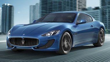 La Maserati Granturismo Sport