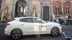 La Maserati Levante S al Fuorisalone 2017