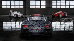 La Maserati MC20, la 250F e la Eldorado