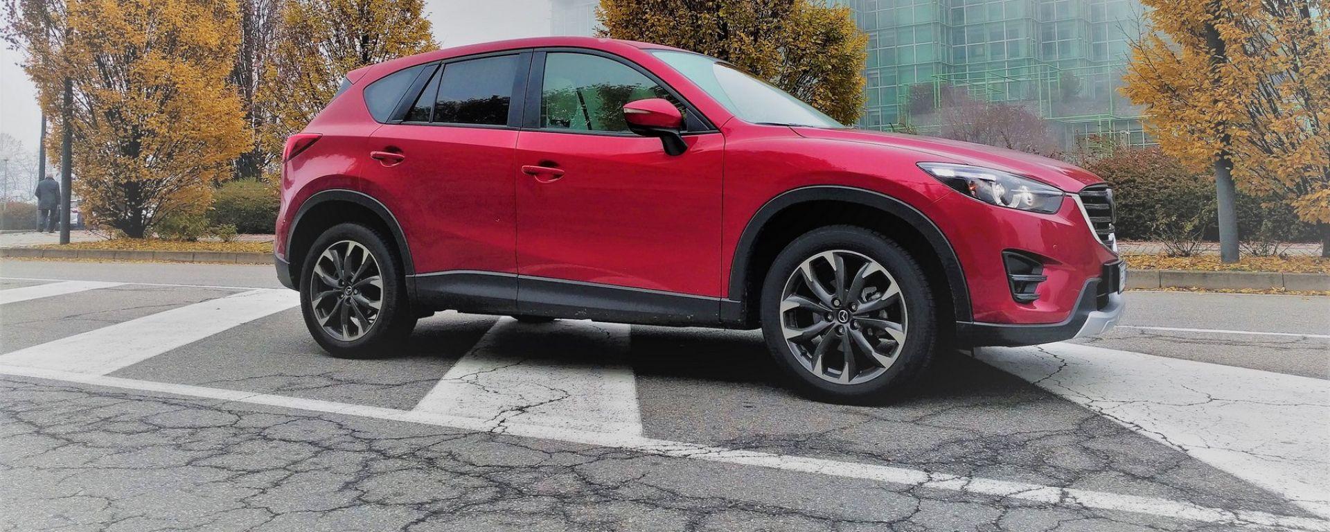 La Mazda CX-5 sta per essere sostituita: è ora di tentare l'affare
