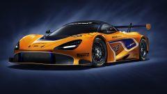 La McLaren 720S GT3 con cui Mika Hakkinen correrà la 10 Ore di Suzuka
