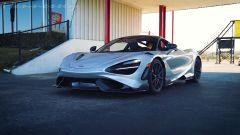 La McLaren 765LT
