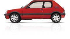 La meccanica della Peugeot 205 GTI - Immagine: 3