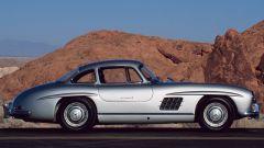La Mercedes 300 SL Gullwing del 1954