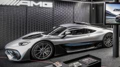 La Mercedes-AMG One nei