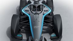 La Mercedes EQ Silver Arrows 01 Formula E