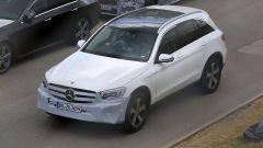La Mercedes GLC si avvicina al restyling