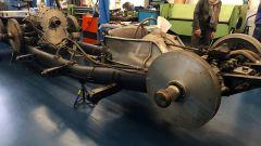 La Mercedes T80 non riuscì mai a far segnare il record di velocità