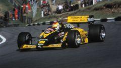 La Minardi viene fondata invece nel 1986 e corre fino al 2005, quando viene comprata da...