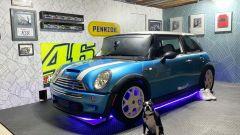 La Mini Cooper S diventa un simulatore