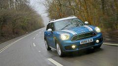 La Mini Countryman è arrivata con motori Diesel 3 cilindri nel nostro mercato