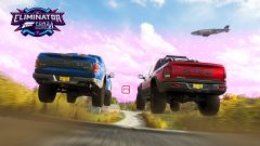 La modalità Eliminator di Forza Horizon 4: la battle royale con le macchine