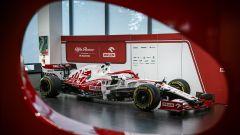La monoposto Alfa Romeo di Formula 1