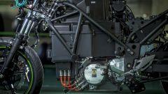 La moto elettrica di Kawasaki potrebbe arrivare a breve