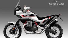 La Moto Guzzi V90 TTR di Oberdan Bezzi