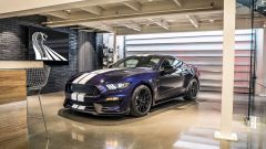 La Mustang Shelby GT350 2019 è destinata all'uso in pista