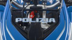 La MV Agusta Turismo Veloce 800 SCS della Polizia Stradale