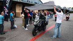 MV Agusta Turismo Veloce: il record del mondo, 11 paesi in 24 ore