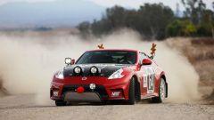 La Nissan 350Z Rally Car allestita dal team Forsberg per il SEMA 2020
