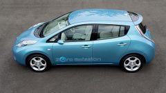 """La Nissan Leaf è """"auto dell'anno 2011"""" in Giappone - Immagine: 2"""