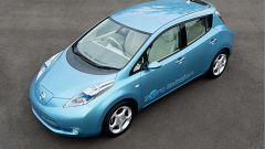 """La Nissan Leaf è """"auto dell'anno 2011"""" in Giappone - Immagine: 15"""