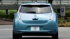 """La Nissan Leaf è """"auto dell'anno 2011"""" in Giappone - Immagine: 14"""