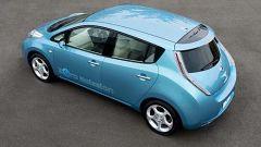 """La Nissan Leaf è """"auto dell'anno 2011"""" in Giappone - Immagine: 13"""