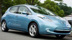 """La Nissan Leaf è """"auto dell'anno 2011"""" in Giappone - Immagine: 12"""