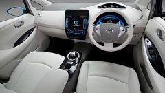 """La Nissan Leaf è """"auto dell'anno 2011"""" in Giappone - Immagine: 11"""