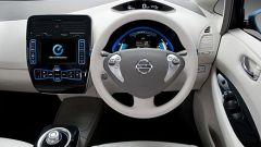 """La Nissan Leaf è """"auto dell'anno 2011"""" in Giappone - Immagine: 10"""