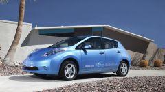 """La Nissan Leaf è """"auto dell'anno 2011"""" in Giappone - Immagine: 9"""