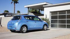 """La Nissan Leaf è """"auto dell'anno 2011"""" in Giappone - Immagine: 8"""