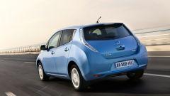 """La Nissan Leaf è """"auto dell'anno 2011"""" in Giappone - Immagine: 7"""
