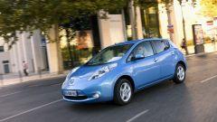 """La Nissan Leaf è """"auto dell'anno 2011"""" in Giappone - Immagine: 5"""