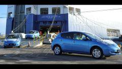 """La Nissan Leaf è """"auto dell'anno 2011"""" in Giappone - Immagine: 4"""